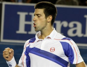 SPORTS: Djoko is De Niro